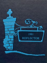 1981 Edition, Farrell High School - Reflector Yearbook (Farrell, PA)