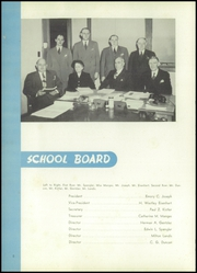 Page 12, 1950 Edition, West York Area High School - La Memoria Yearbook (York, PA) online yearbook collection