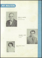 Page 13, 1950 Edition, West York Area High School - La Memoria Yearbook (York, PA) online yearbook collection
