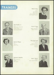 Page 15, 1950 Edition, West York Area High School - La Memoria Yearbook (York, PA) online yearbook collection