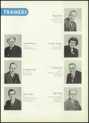 Page 17, 1950 Edition, West York Area High School - La Memoria Yearbook (York, PA) online yearbook collection