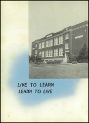 Page 6, 1950 Edition, West York Area High School - La Memoria Yearbook (York, PA) online yearbook collection