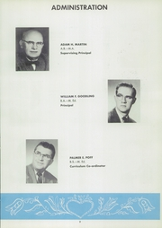 Page 13, 1958 Edition, West York Area High School - La Memoria Yearbook (York, PA) online yearbook collection