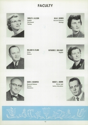 Page 14, 1958 Edition, West York Area High School - La Memoria Yearbook (York, PA) online yearbook collection