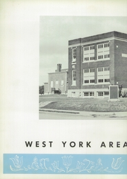 Page 6, 1958 Edition, West York Area High School - La Memoria Yearbook (York, PA) online yearbook collection