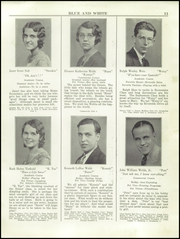 Page 13, 1931 Edition, South Williamsport High School - Mountaineer Yearbook (South Williamsport, PA) online yearbook collection