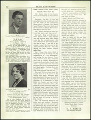 Page 14, 1931 Edition, South Williamsport High School - Mountaineer Yearbook (South Williamsport, PA) online yearbook collection
