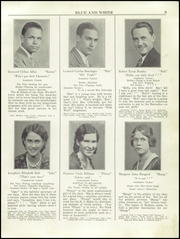 Page 7, 1931 Edition, South Williamsport High School - Mountaineer Yearbook (South Williamsport, PA) online yearbook collection