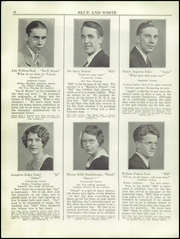 Page 8, 1931 Edition, South Williamsport High School - Mountaineer Yearbook (South Williamsport, PA) online yearbook collection