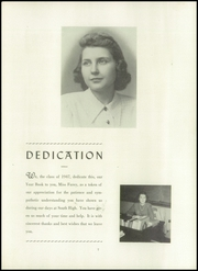 Page 11, 1947 Edition, South Williamsport High School - Mountaineer Yearbook (South Williamsport, PA) online yearbook collection