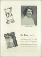 Page 11, 1950 Edition, South Williamsport High School - Mountaineer Yearbook (South Williamsport, PA) online yearbook collection