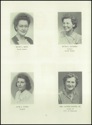 Page 15, 1950 Edition, South Williamsport High School - Mountaineer Yearbook (South Williamsport, PA) online yearbook collection