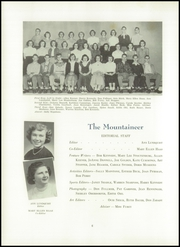 Page 10, 1951 Edition, South Williamsport High School - Mountaineer Yearbook (South Williamsport, PA) online yearbook collection