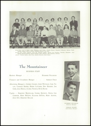 Page 11, 1951 Edition, South Williamsport High School - Mountaineer Yearbook (South Williamsport, PA) online yearbook collection