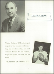 Page 8, 1951 Edition, South Williamsport High School - Mountaineer Yearbook (South Williamsport, PA) online yearbook collection