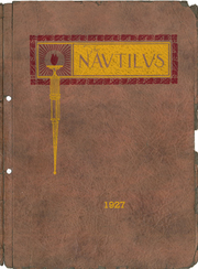 1927 Edition, Mifflinburg Area High School - Nautilus Yearbook (Mifflinburg, PA)