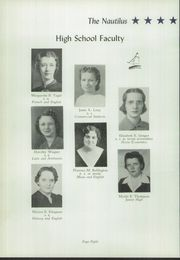 Page 14, 1942 Edition, Mifflinburg Area High School - Nautilus Yearbook (Mifflinburg, PA) online yearbook collection