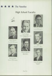 Page 15, 1942 Edition, Mifflinburg Area High School - Nautilus Yearbook (Mifflinburg, PA) online yearbook collection
