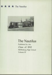 Page 7, 1942 Edition, Mifflinburg Area High School - Nautilus Yearbook (Mifflinburg, PA) online yearbook collection