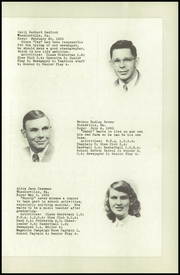 Page 17, 1951 Edition, Loyalsock Township High School - Echoes Yearbook (Williamsport, PA) online yearbook collection