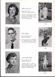 Page 13, 1959 Edition, Loyalsock Township High School - Echoes Yearbook (Williamsport, PA) online yearbook collection