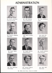 Page 7, 1959 Edition, Loyalsock Township High School - Echoes Yearbook (Williamsport, PA) online yearbook collection