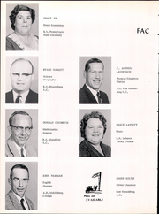 Page 10, 1962 Edition, Loyalsock Township High School - Echoes Yearbook (Williamsport, PA) online yearbook collection