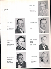 Page 11, 1962 Edition, Loyalsock Township High School - Echoes Yearbook (Williamsport, PA) online yearbook collection