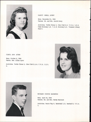 Page 14, 1962 Edition, Loyalsock Township High School - Echoes Yearbook (Williamsport, PA) online yearbook collection