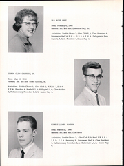 Page 16, 1962 Edition, Loyalsock Township High School - Echoes Yearbook (Williamsport, PA) online yearbook collection