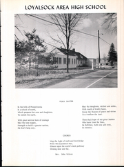 Page 7, 1962 Edition, Loyalsock Township High School - Echoes Yearbook (Williamsport, PA) online yearbook collection