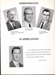 Page 9, 1962 Edition, Loyalsock Township High School - Echoes Yearbook (Williamsport, PA) online yearbook collection