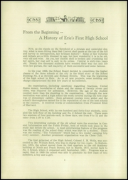 Page 10, 1930 Edition, Central High School - Spokesman Yearbook (Erie, PA) online yearbook collection