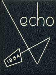 Page 1, 1954 Edition, Duquesne High School - Echo Yearbook (Duquesne, PA) online yearbook collection