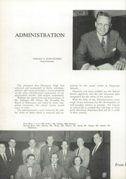 Page 14, 1954 Edition, Duquesne High School - Echo Yearbook (Duquesne, PA) online yearbook collection