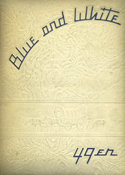 Sharpsville High School - Devils Log Yearbook (Sharpsville, PA) online yearbook collection, 1949 Edition, Page 1