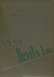 Sharpsville High School - Devils Log Yearbook (Sharpsville, PA) online yearbook collection, 1951 Edition, Page 1