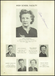Page 14, 1951 Edition, Sharpsville High School - Devils Log Yearbook (Sharpsville, PA) online yearbook collection
