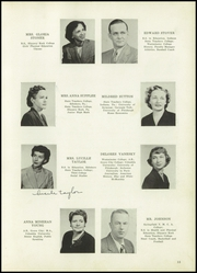 Page 17, 1951 Edition, Sharpsville High School - Devils Log Yearbook (Sharpsville, PA) online yearbook collection