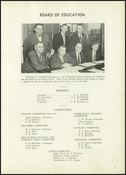 Page 9, 1951 Edition, Sharpsville High School - Devils Log Yearbook (Sharpsville, PA) online yearbook collection