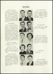 Page 10, 1954 Edition, Sharpsville High School - Devils Log Yearbook (Sharpsville, PA) online yearbook collection