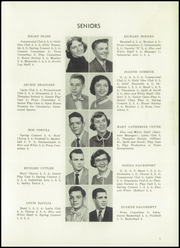 Page 11, 1954 Edition, Sharpsville High School - Devils Log Yearbook (Sharpsville, PA) online yearbook collection