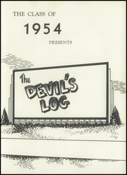 Page 7, 1954 Edition, Sharpsville High School - Devils Log Yearbook (Sharpsville, PA) online yearbook collection