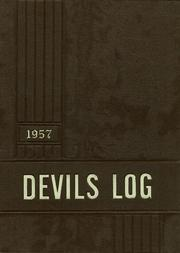 Sharpsville High School - Devils Log Yearbook (Sharpsville, PA) online yearbook collection, 1957 Edition, Page 1