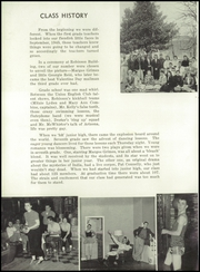 Page 30, 1957 Edition, Sharpsville High School - Devils Log Yearbook (Sharpsville, PA) online yearbook collection