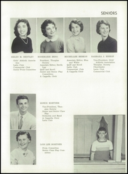 Page 35, 1957 Edition, Sharpsville High School - Devils Log Yearbook (Sharpsville, PA) online yearbook collection