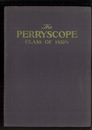 Page 1, 1930 Edition, Perry High School - Perryscope Yearbook (Pittsburgh, PA) online yearbook collection