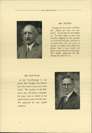 Page 10, 1930 Edition, Perry High School - Perryscope Yearbook (Pittsburgh, PA) online yearbook collection