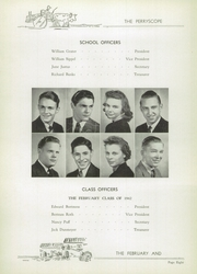 Page 16, 1942 Edition, Perry High School - Perryscope Yearbook (Pittsburgh, PA) online yearbook collection