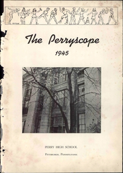 Page 5, 1944 Edition, Perry High School - Perryscope Yearbook (Pittsburgh, PA) online yearbook collection